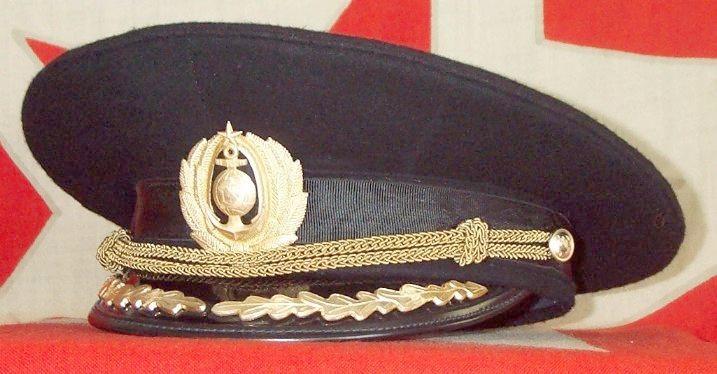 soviet uniform caps collection 41