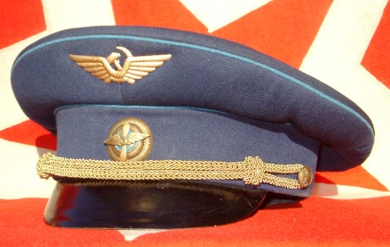 soviet uniform caps collection 42