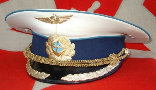 soviet uniform caps collection 44