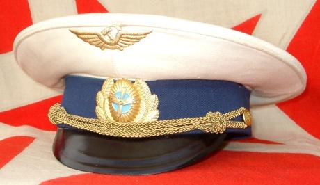 soviet uniform caps collection 45
