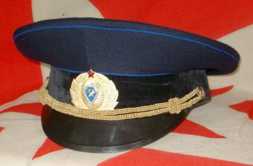 soviet uniform caps collection 47