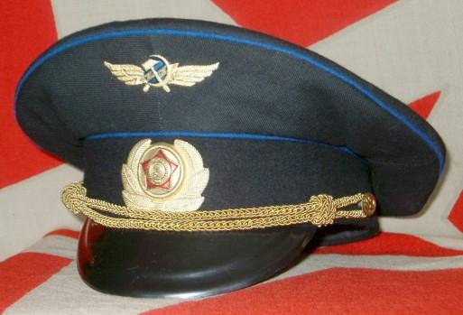 soviet uniform caps collection 49