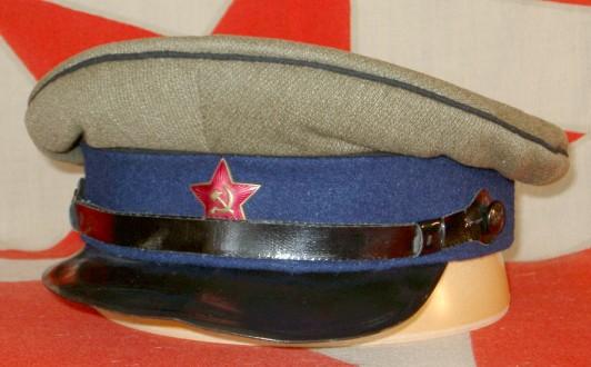 soviet uniform caps collection 5