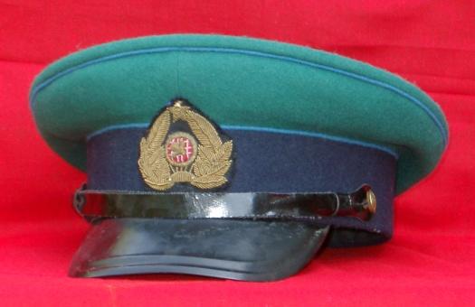soviet uniform caps collection 51