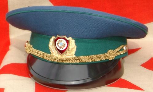 soviet uniform caps collection 52
