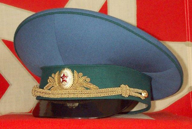 soviet uniform caps collection 53