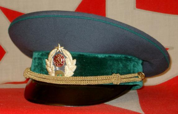 soviet uniform caps collection 54