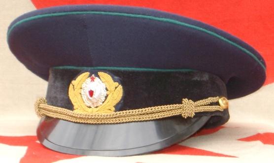 soviet uniform caps collection 55