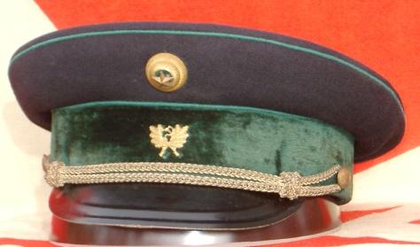 soviet uniform caps collection 56