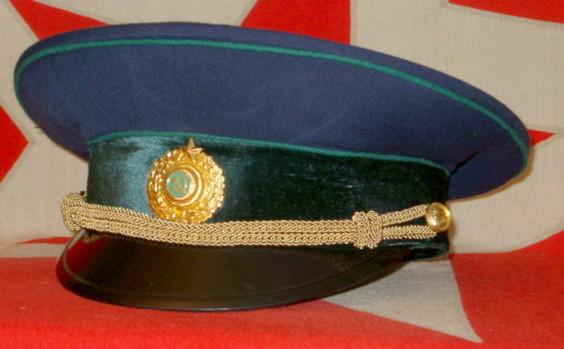 soviet uniform caps collection 57
