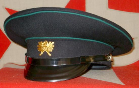 soviet uniform caps collection 58