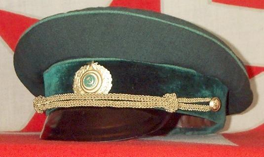soviet uniform caps collection 59