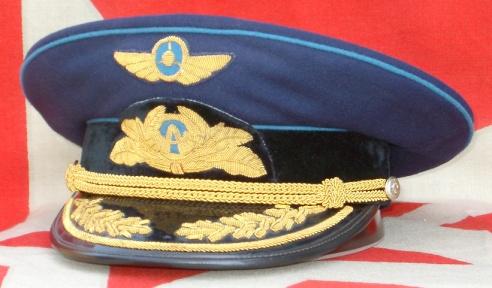 soviet uniform caps collection 60