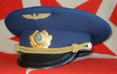 soviet uniform caps collection 61