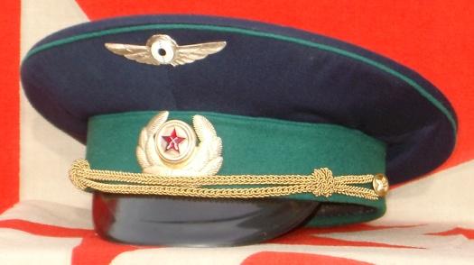 soviet uniform caps collection 64