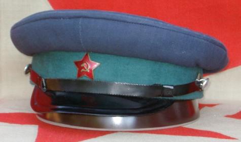 soviet uniform caps collection 65