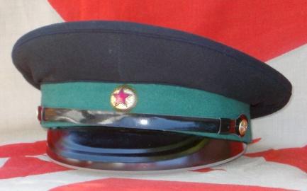 soviet uniform caps collection 66