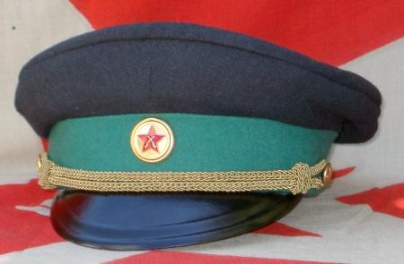 soviet uniform caps collection 67