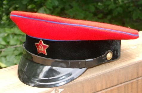 soviet uniform caps collection 7