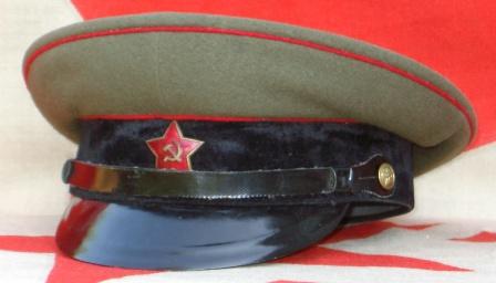 soviet uniform caps collection 8