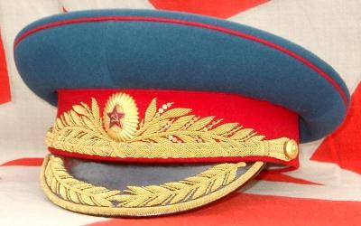 soviet uniform caps collection 9
