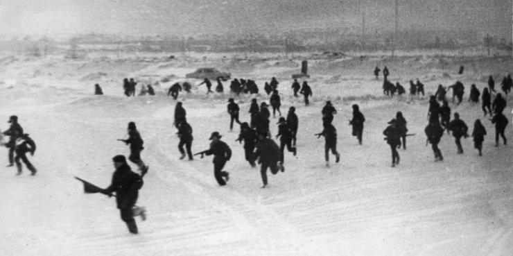 soviet war games and zarnitsa 4