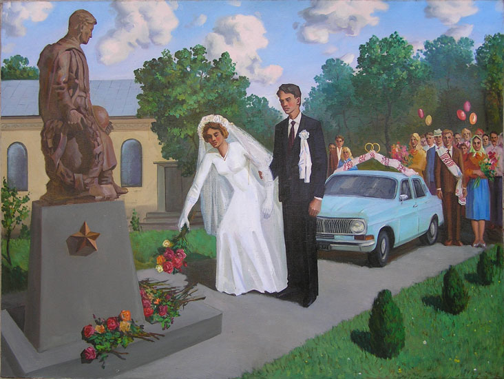 weddings in Soviet Russia 10