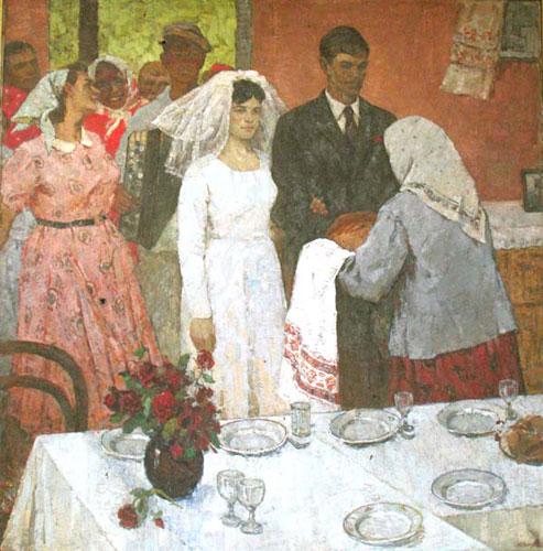 weddings in Soviet Russia 20