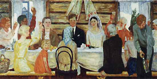 weddings in Soviet Russia 23