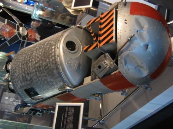 Russian space museum 5
