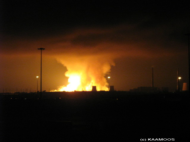 big blast in st. petersburg 1