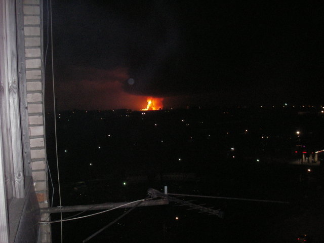 big blast in st. petersburg 3