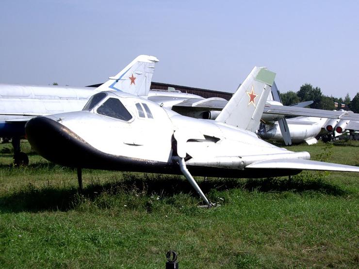 Russian spiral space shuttle 3
