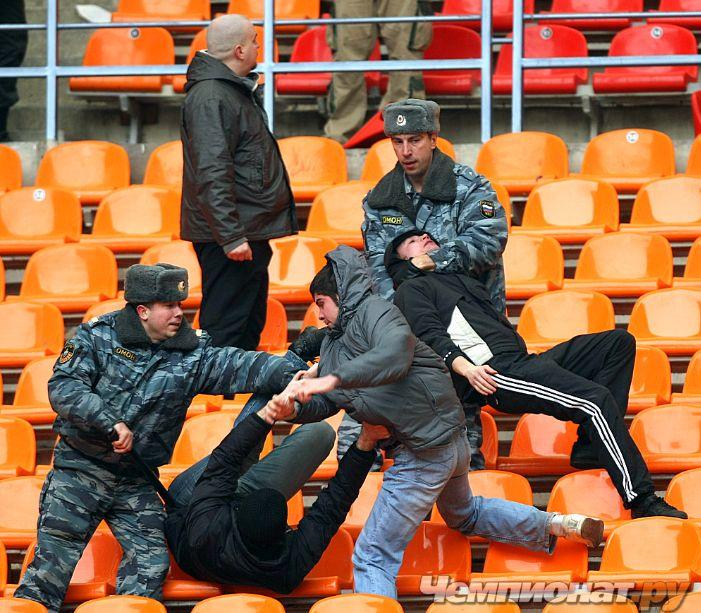 Russian sport fans 4