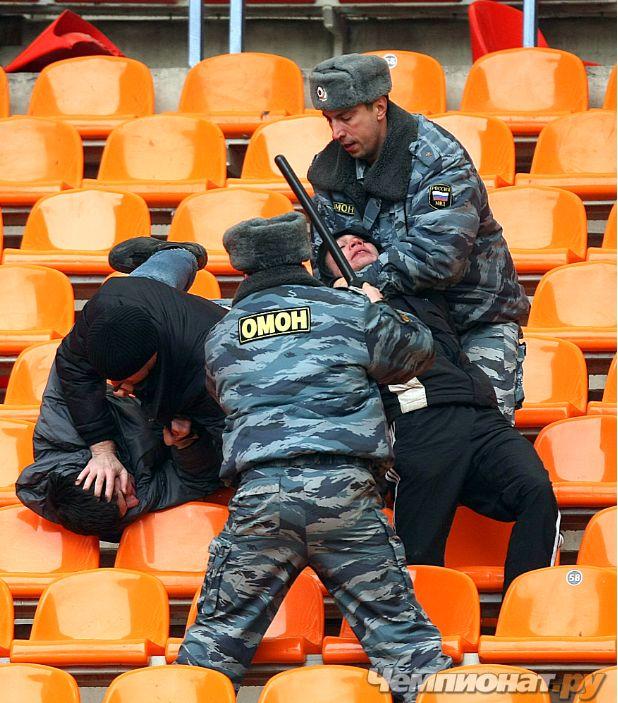 Russian sport fans 5