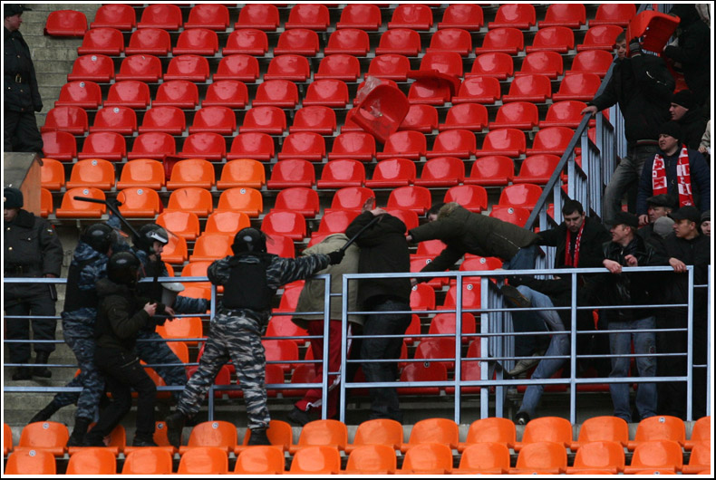 Russian sport fans 10