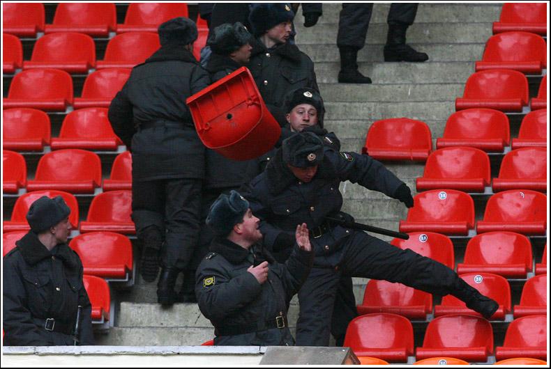 Russian sport fans 11