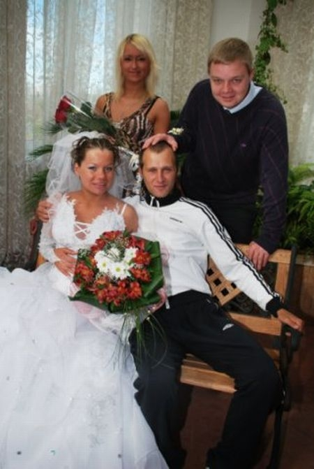 Russian bride and wedding 4
