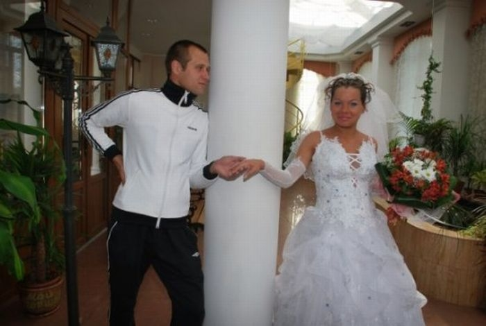 Russian bride and wedding 5