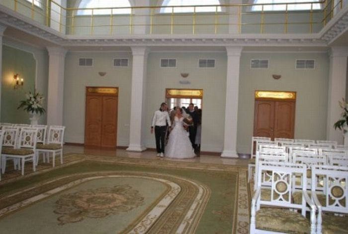 Russian bride and wedding 6