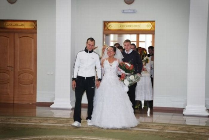 Russian bride and wedding 7