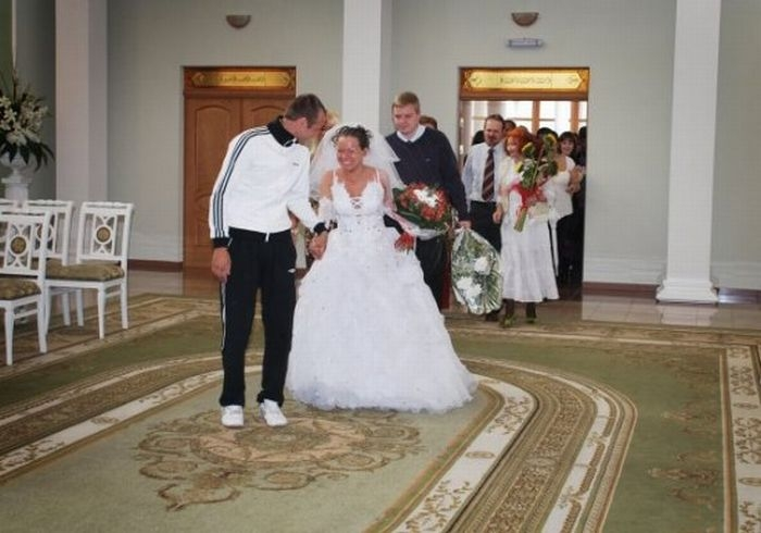 Russian bride and wedding 8