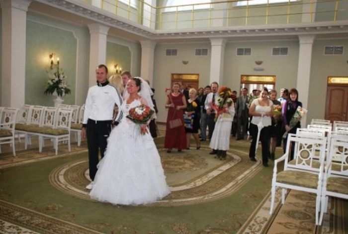 Russian bride and wedding 10