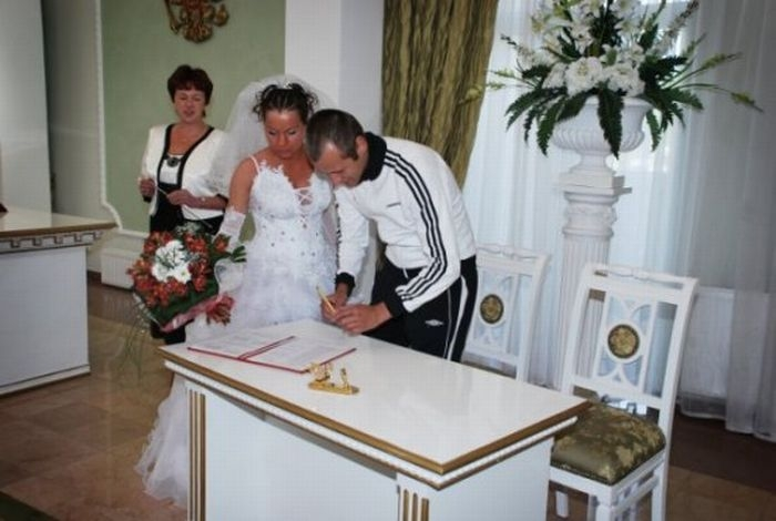 Russian bride and wedding 11