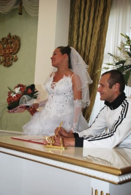 Russian bride and wedding 13