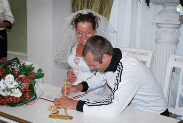 Russian bride and wedding 14