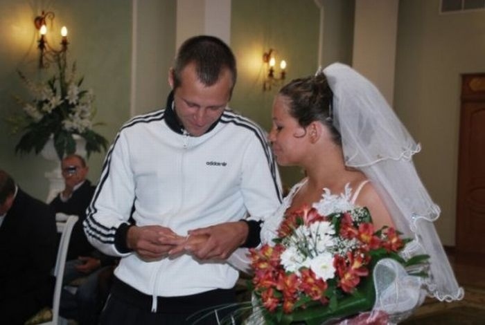 Russian bride and wedding 15
