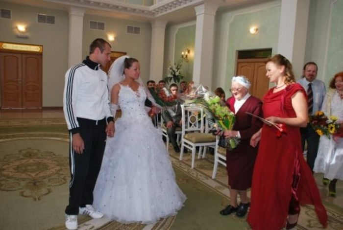 Russian bride and wedding 18