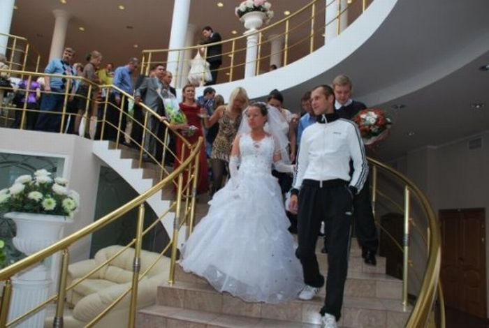 Russian bride and wedding 19