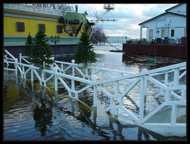 st. petersburg flood